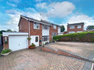 Ferncombe Drive, Rugeley